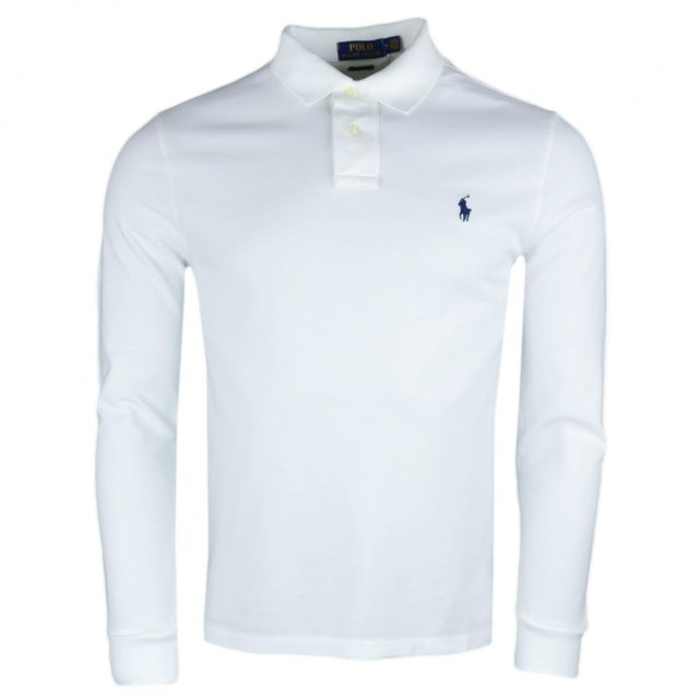 polo manche longues homme adidas