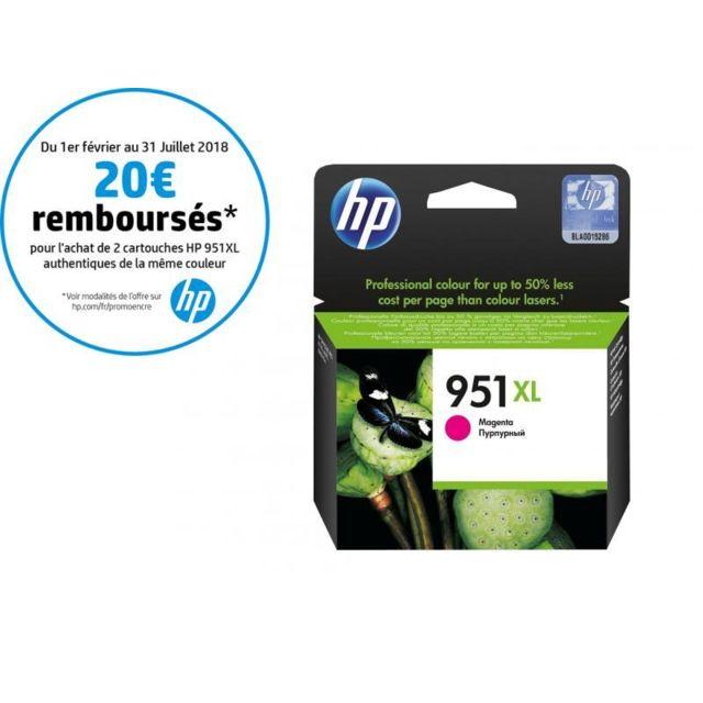 HP CN047AE - Cartouche d'encre 951XL Magenta