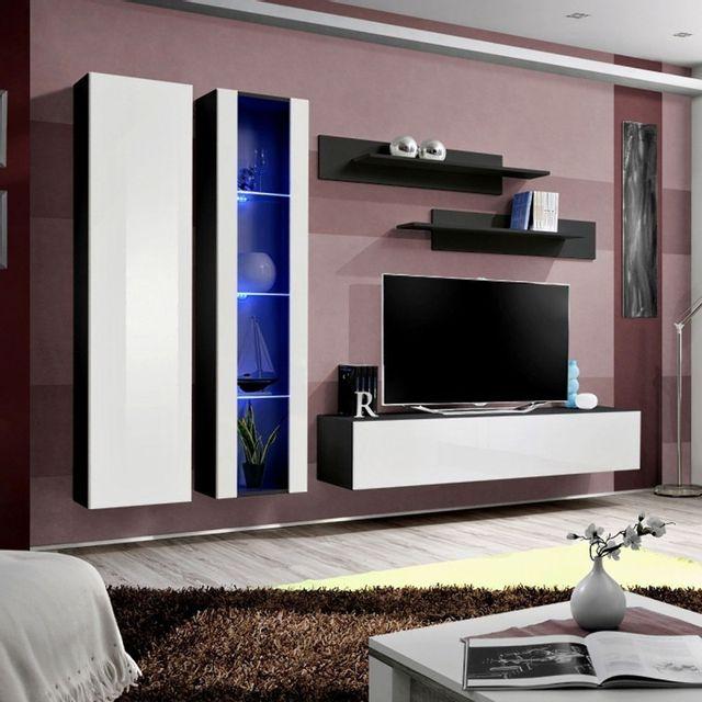 site réputé f055d badce Meuble Tv Mural Design