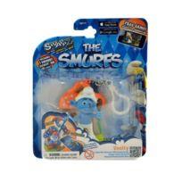 Schtroumpf - 12222 - Accessoire Pour Figurine - App Smurf + PrÉTENTIEUX + 1 Jeton