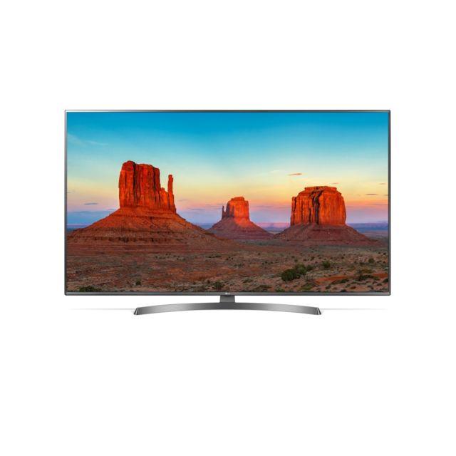 LG TV LED 55 pouces 140 cm - 55UK6750