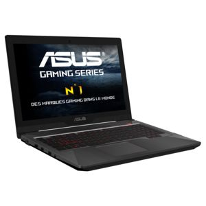asus fx502vd dm173t noir pas cher achat vente pc portable gamer rueducommerce. Black Bedroom Furniture Sets. Home Design Ideas