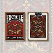 Magie - Jeu Bicycle Dragon Gold