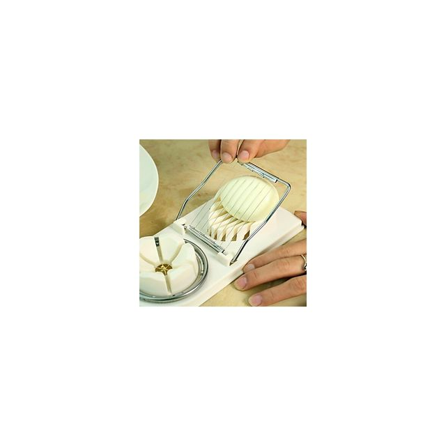 Alpexe Coupe œuf etoile ou tranche