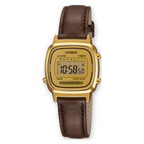 Casio - Vintage La670WEGL-9EF Or/Marron