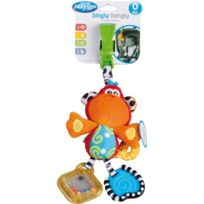 Playgro - Colgante Dingly Dangly Elefante 0M+ - 182854 - Orange Pg-298770