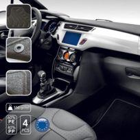 Sumex - Tapis de sol moquette sur mesure Nissan Qashqai 2007 - 2014