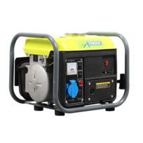 Varanmotors - Groupe électrogène portable essence 950W, 1 x 230V, 1 x 12VDC