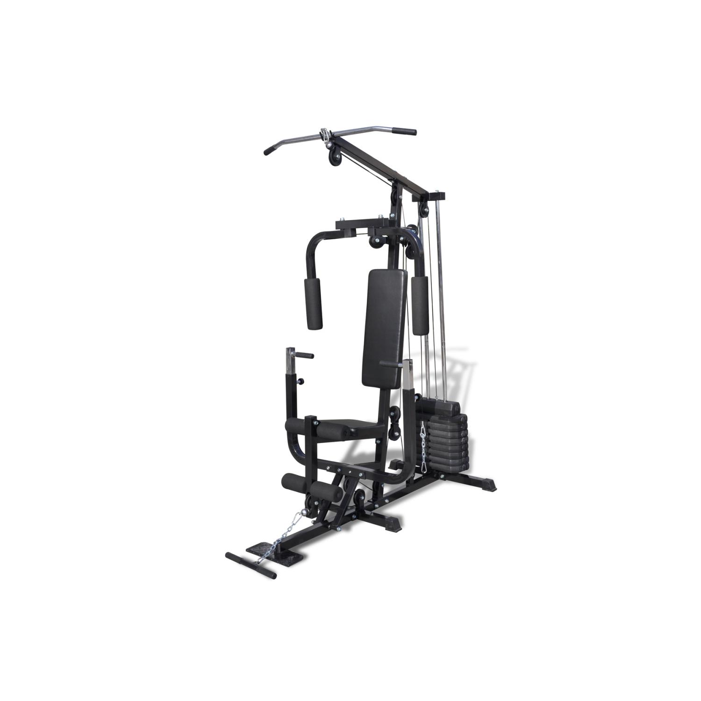 Vidaxl - Banc de Musculation/ Station Musculation