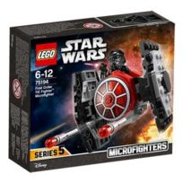 Lego - Star Wars - 75194-® Microfighter Chasseur TIE du Premier Ordre