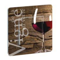 Millumine - Interrupteur Cuisine Plaisir du Vin