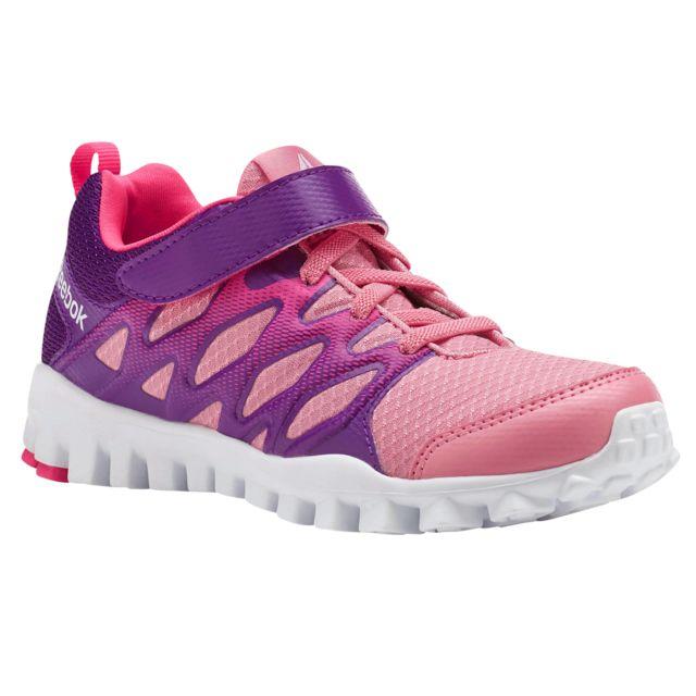 Reebok - Chaussures junior femme RealFlex Train 4.0 Alt - pas cher Achat    Vente Chaussures fitness - RueDuCommerce 3a44262ce