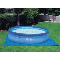 Intex - Tapis de sol piscine