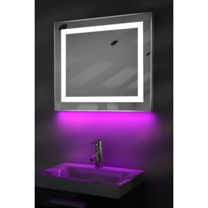 diamond x collection miroir toilette rasage bluetooth anti bu e capteur rasoir lumineux. Black Bedroom Furniture Sets. Home Design Ideas