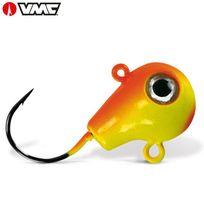 Vmc - TÊTE PlombÉE Hammer Head Chartreuse Orange