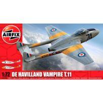 Airfix - Maquette avion : De Havilland Vampire T.11