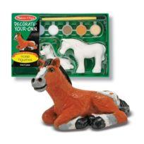 Melissa & Doug - 14244 - Loisir CrÉATIF - Horse Figurines