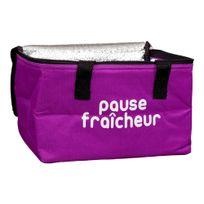 Take away - Lunch bag fraîcheur isotherme - Pause fraîcheur