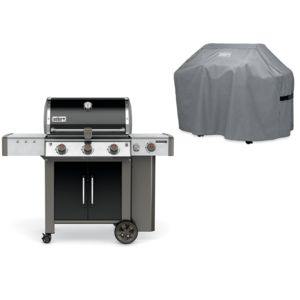 weber barbecue genesis ii lx e 340 gbs housse pas. Black Bedroom Furniture Sets. Home Design Ideas