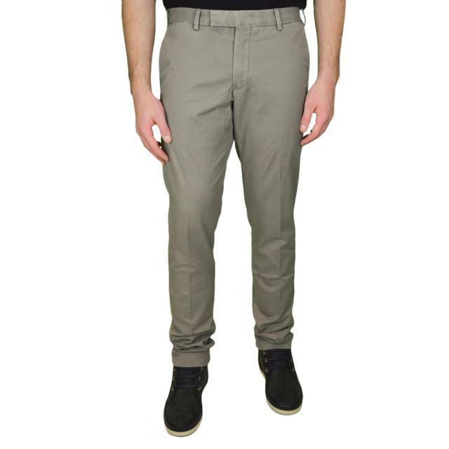 Pantalon Slim Homme Chino 32 Pour Gris Longueur SUGpMqVz