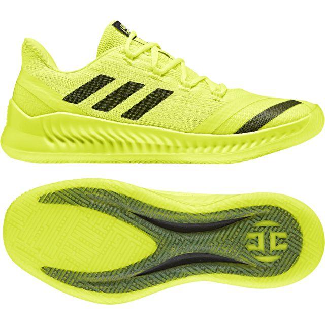 53e080961d Adidas - Chaussures Harden Jaune fluo - pas cher Achat / Vente Chaussures  basket - RueDuCommerce