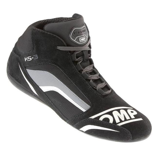 Omp chaussures ks 3 noirgris 46 chez rue du commerce - Frais de port gratuit rue du commerce ...