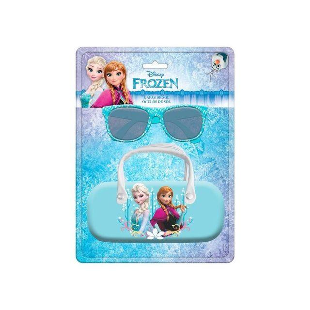 Frozen - Lunettes de soleil avec étui 26x19 cms La Reine des Neiges Disney 51567b184c73
