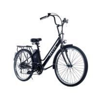 Revoe - Vélo électrique de ville pour adulte - Noir - REVTRO28