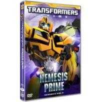 Primal Screen - Transformers Prime - Saison 2, Vol. 2 : Nemesis Prime