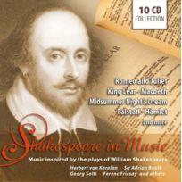 Membran - Compilation - Shakespeare in Music Coffret