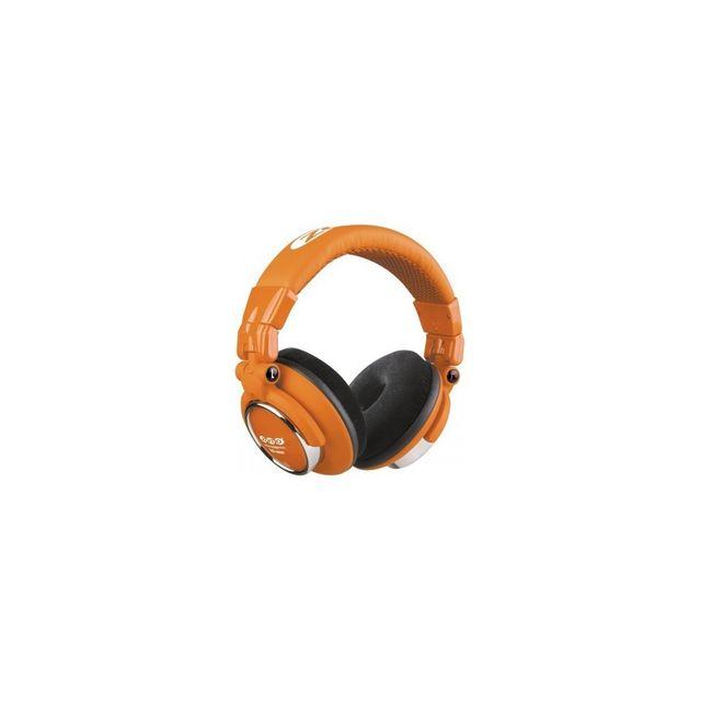 Zomo - Hd1200 Orange Toxic - Casque audio