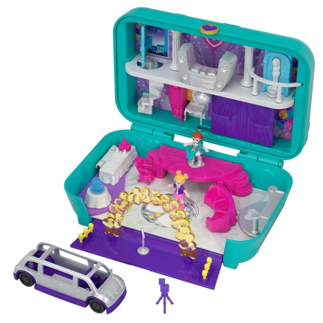 Polly Pocket Mini-Figurine - Surprise Party - Fry41