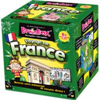 The Green Board Game Co - Jeux de société - Brainbox Voyage en France