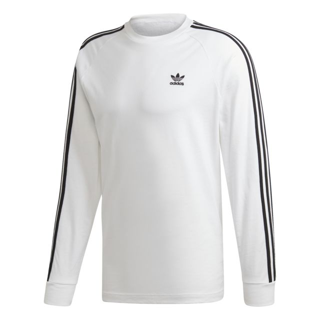 Adidas T shirt à manches longues Must Haves 3 Stripes Femme