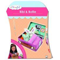 University Games - 82236 - Kit De Loisirs CrÉATIFS - Travel Buddies - Bibi & Bollie