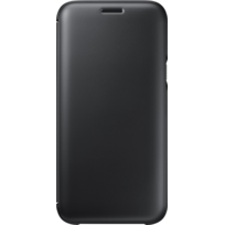 Samsung - Flip Wallet Galaxy J5 2017 - Noir