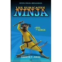 Ada - les suricates ninja tome 2 ; l'oeil du singe