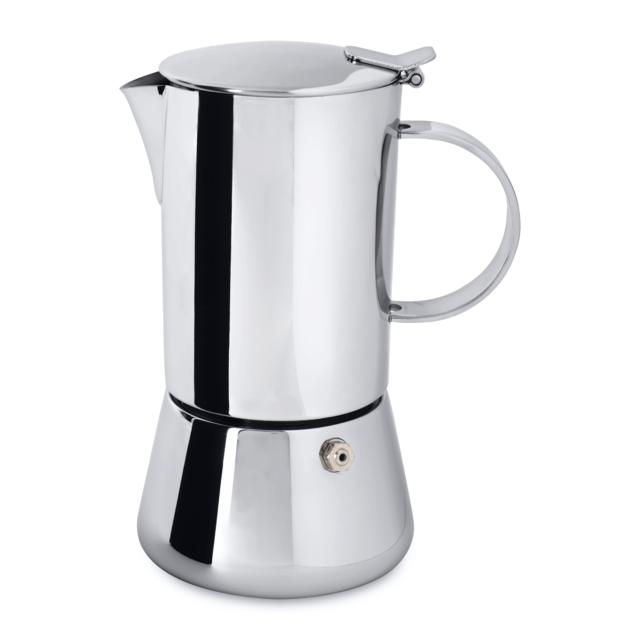 berghoff cafeti re espresso 0 6 l studio m tal pas cher achat vente cafeti re manuelle. Black Bedroom Furniture Sets. Home Design Ideas