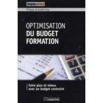 Entreprise Et Carrieres - optimisation du budget de formation ; faire plus et mieux avec un budget contraint