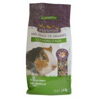 Paradisio - Mélange de Graines pour Cochons d'Inde - 2,6Kg