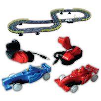 Powerplus - Circuit de voiture dynamo Mustang