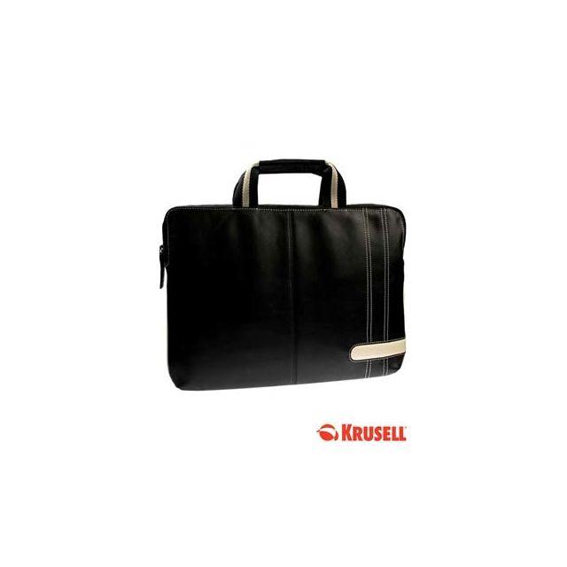 6d9ed98150 Krusell - Sacoche Ordinateur Portable 16 pouces Gaia Noire - pas ...