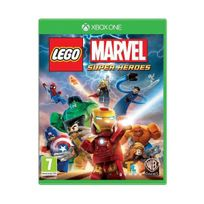 Lego Heroes Super Marvel Anglais Import sCrdQthx