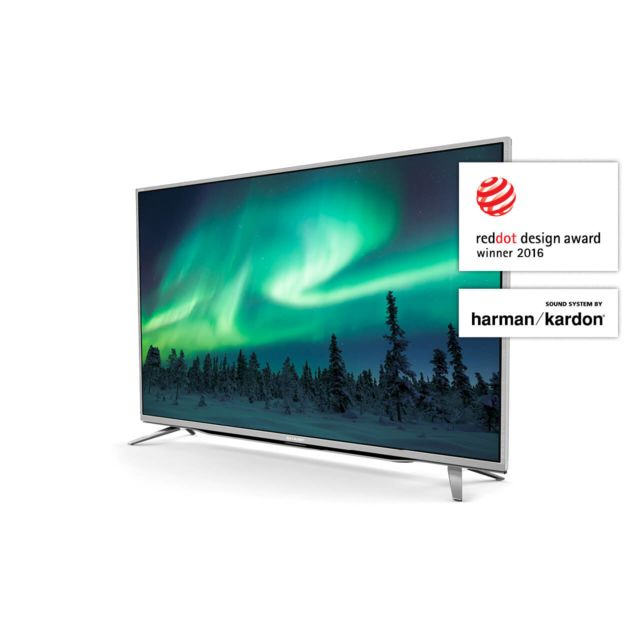 Sharp - TV LED 55'' - LC-55CUF8472ES