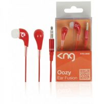 Kng - Oozy - ear fusion rouge