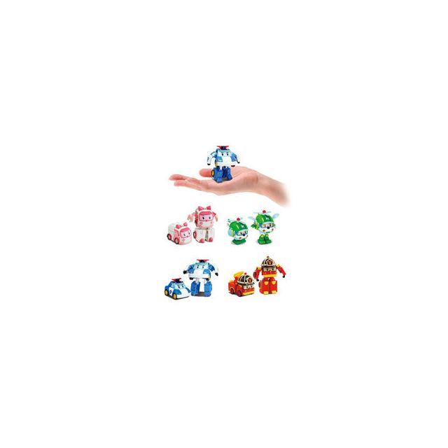 Silverlit figurine transformable robocar poli 8 cm pas - Jeux de robocar poli gratuit ...