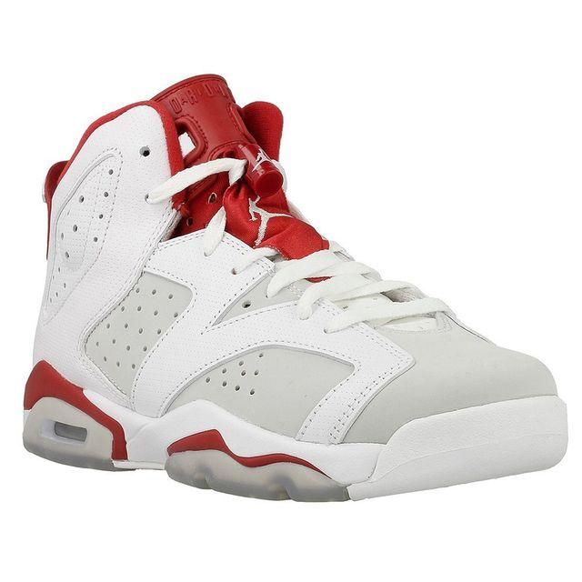 Nike - Air Jordan 6 Retro Bg - pas cher Achat   Vente Chaussures basket -  RueDuCommerce cd0dd84c59c6