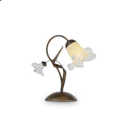 Boutica-design Lampe à poser Tirol 1x40W - Ideal Lux - 024516