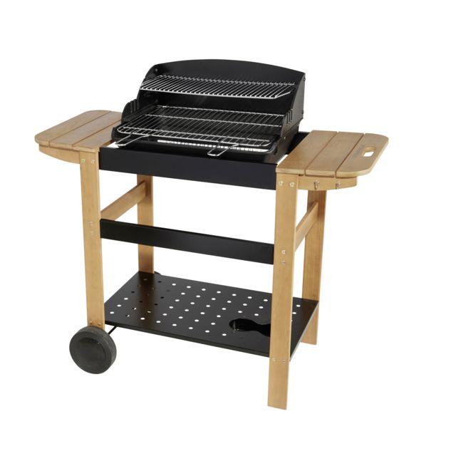 lebarbecue barbecue charbon cr750 bi cuisson fonte. Black Bedroom Furniture Sets. Home Design Ideas