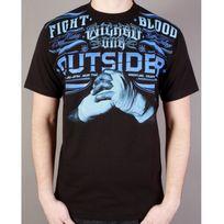 Wicked - Tshirt One Fight Blood noir, bleu